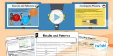 PlanIt - Science Year 3 - Light Lesson 6: Changing Shadows Lesson Pack