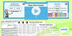 PlanIt Y6 Number and Place Value Lesson Pack Place Value Experts (1)