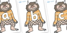 Phoneme Set on Wild Thing (1) to Support Teaching on Where the Wild Things Are