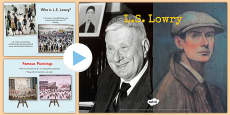 LS Lowry Information PowerPoint