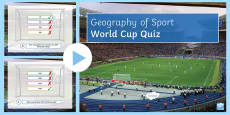 World Cup Quiz PowerPoint