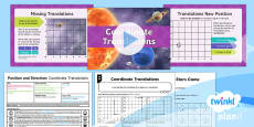 PlanIt Y4 Position and Direction Lesson Pack Translations (2)