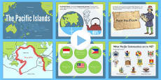 Pacific Islands PowerPoint