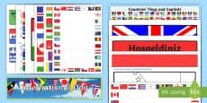 International Celebration Decoration Resource Pack
