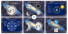 Phases of the Moon PowerPoint (Australia)