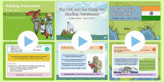 Year 3 Term 3 Reading Assessment Bumper Resource Pack