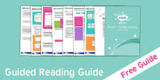 PlanIt Guided Reading User Guide