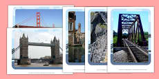 Types of Bridges Display Photos