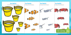 Sea Bucket Size Ordering
