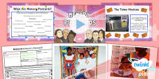 Art: British Art: Memory Postcards LKS2 Lesson Pack 3