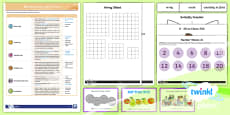 * NEW * PlanIt Y1 Multiplication and Division Continuous Provision Plan