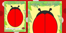 Number Bonds to Ten Ladybug Playdough Mat