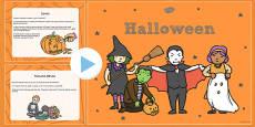 Halloween - Prezentare Powerpoint