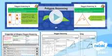 PlanIt Y6 Properties of Shapes Lesson Pack Classifying Geometric Shapes (4)