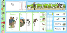 Calf Club Resource Pack
