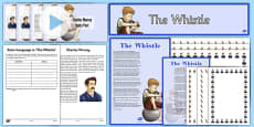 Scots Poetry Resource Pack 'The Whistle' by Charles Murray