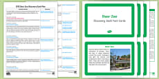 EYFS Discovery Sack Plan and Resource Pack to Support Teaching on Dear Zoo
