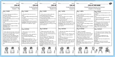 Stig of the Dump Guided Reading Pack