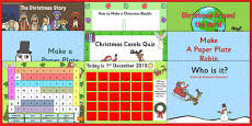 Christmas PowerPoint Resource Pack