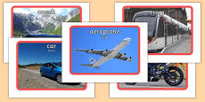 Transport Photo Pack Arabic Translation