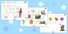 Year 1 Maths Assessment: Geometry - Properties of Shape Term 3