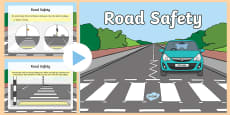 * NEW * Road Safety Year 1 Reasoning PowerPoint
