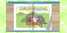 The Three Little Pigs eBook