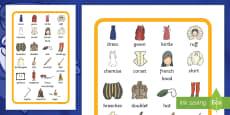 Ikea Tolsby Tudor Word Mat