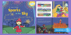 Sparks in the Sky eBook