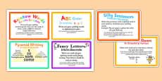 Spelling Challenge Activity Romanian Translation