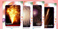 Firework Display Photos Polish Translation
