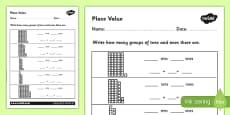 Place Value Activity Sheet