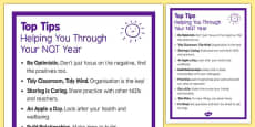 Top Tips to Help You Survive Your NQT Year