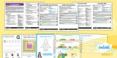 PlanIt - EAL Intervention - Basic Skills: Fine Motor Skills Pack