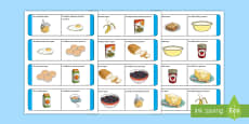 Breakfast Time Loop Cards Gaeilge