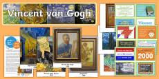 Van Gogh Artist Inspiration