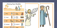 Nativity Hunt Activity Pack