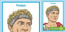 * NEW * Traian Planșă cu diferite dimensiuni