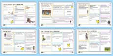 Year 5 Spelling, Punctuation and Grammar Activity Mats Pack