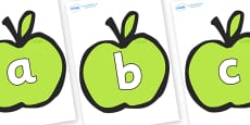 Phoneme Set on Apples