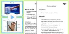 KS1 Science Senses Touch PowerPoint