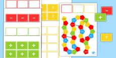 Editable EAL Board Game Polish