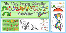 Australia - Story Sack to Support Teaching on The Very Hungry Caterpillar