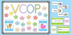 VCOP Display Pack