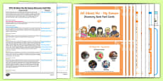 EYFS Ourselves All About Me My Senses Discovery Sack Plan And Resource Pack