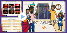 New Year's Eve Information PowerPoint