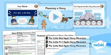 PlanIt Y2 The Gingerbread Man Lesson Pack Story Writing (1)