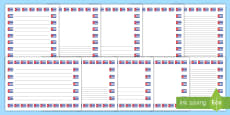Cuba Page Border Pack