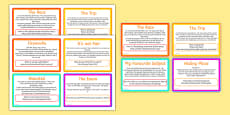 Inference Challenge Cards