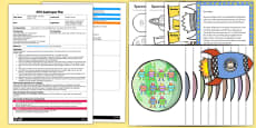 Number Planets EYFS Adult Input Plan and Resource Pack